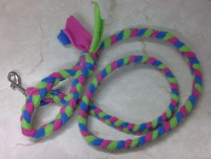 Handmade Posh Dog Lead 0011