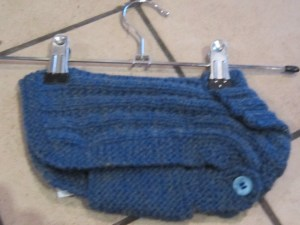 Hand-made Posh Dog Jumper 022