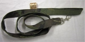 Hand-made Posh Dog Lead 0028