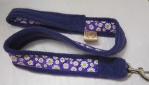 Handmade Posh Dog Lead 0030