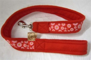 Handmade Posh Dog Lead 0031