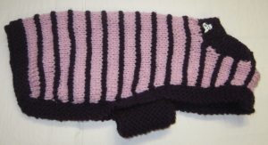 Handmade Posh Dog Jumper 004