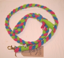 Handmade Posh Dog Lead 0033