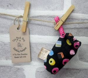 the posh dog clothing walkies collection poo bag